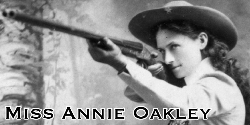 Annie Oakley - Powders I Have Known